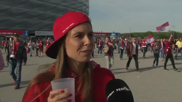 """FCB-Fans nach Titel: """"Überragendes Gefühl"""""""