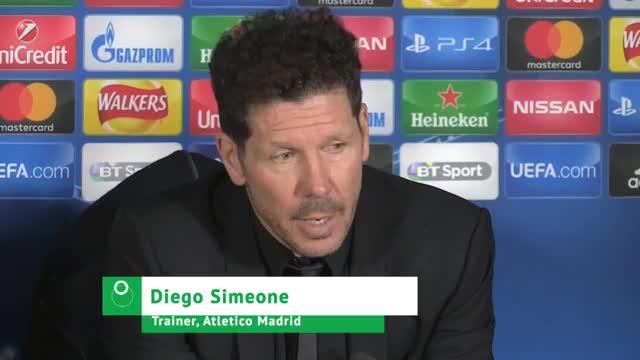 """Simeone nach Ausscheiden geknickt: """"Tut weh"""""""