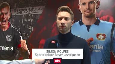 """Rolfes über Hrádecký: """"Er geht voran"""""""