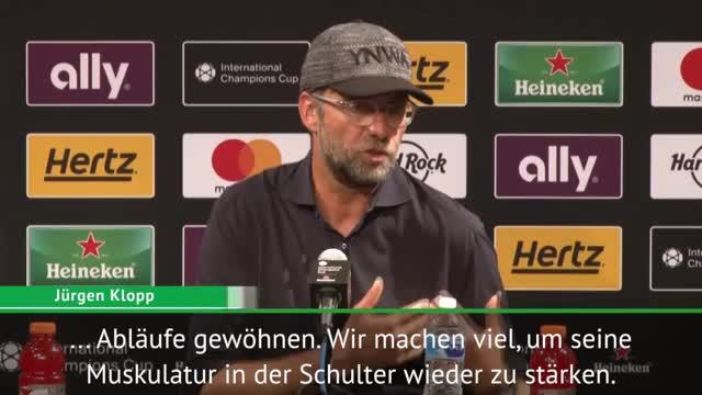 """Klopp lobt Salah-Comeback: """"Großer Einfluss"""""""
