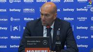Zidane ratlos: Müssen uns besser präsentieren