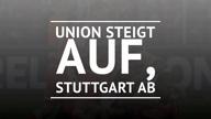 Fast Match Report: Union steigt auf, VfB ab
