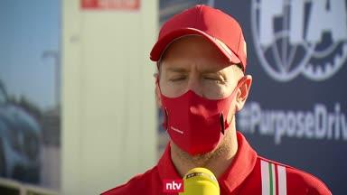 Vettel will den Anschluss finden