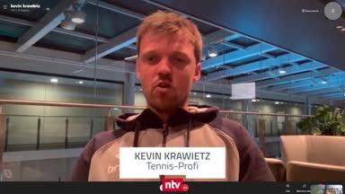 So denkt Kevin Krawietz über seinen neuen Doppelpartner
