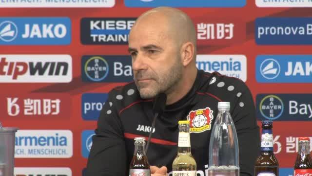 Bosz kritisiert: Kopfschmerzen nicht vom Alkohol