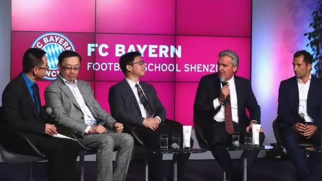 Wird China dank Bayern zur neuen Fußballmacht?