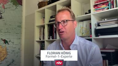 Florian König über Carlos Sainz jr. und Ferrari