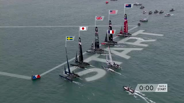America´s Cup: Highlights aus Chicago