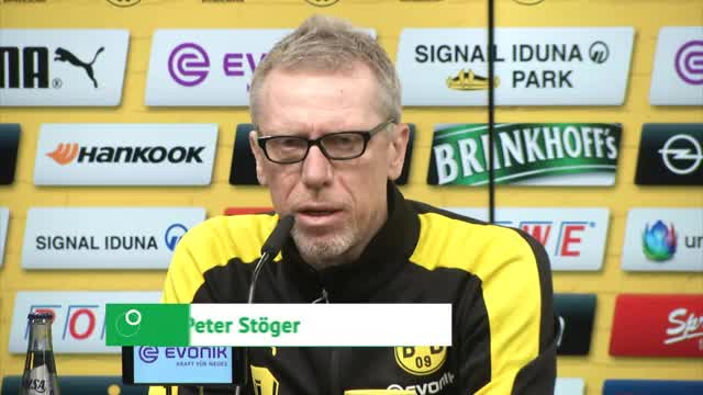 Stöger kommentiert Schmelzer-Kritik
