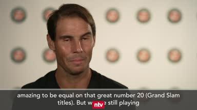 """Nadal """"stolz"""" auf """"eins der besten Finals"""" der Karriere"""