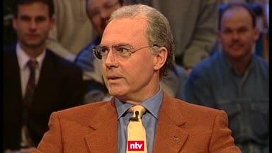 Beckenbauer wird 75: Eine Lichtgestalt mit Schattenseiten