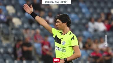 Historisch! Erste Transgender-Schiedsrichterin in Israel
