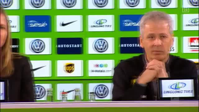 """Favre: Bayern? """"Konzentrieren uns auf Atletico"""""""