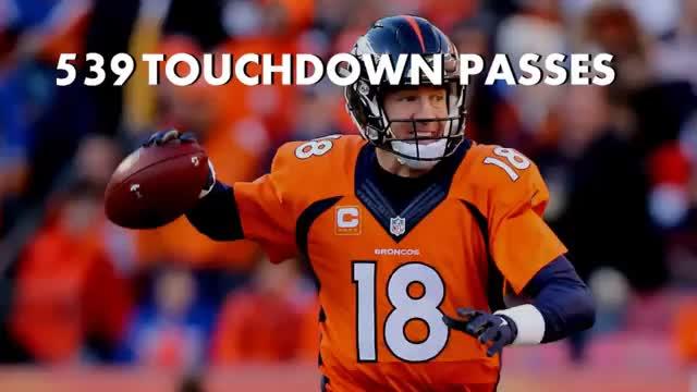 NFL: Peyton Manning tritt ab! NFL-Legenden gerührt