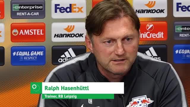 """Hasenhüttl: """"Italien-Fußball wesentlich besser"""""""