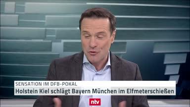 Wie ist das Pokal-Aus des FC Bayern zu erklären?