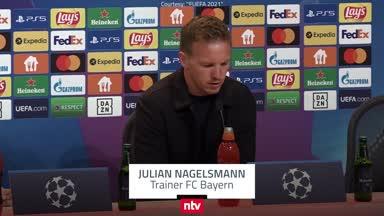 """""""Bedeutet mir viel"""": So bewertet Nagelsmann den CL-Sieg"""