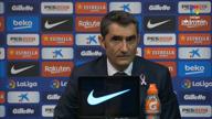 """Valverde: """"Messis Verletzung großer Verlust"""""""