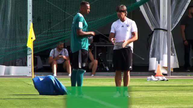 So emotional reagiert Boateng auf sein DFB-Aus