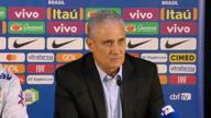 Brasilien: Coach Tite motzt nach Panama-Remis