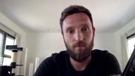 Marco Höger vom 1. FC Köln wünscht sich Geisterspiele