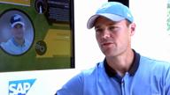 """Kaymer: """"Nadal und Federer sehr inspirierend"""""""
