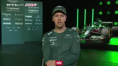 Vettel exklusiv über Aston Martin, seine Ziele und die Formel-1-Zukunft