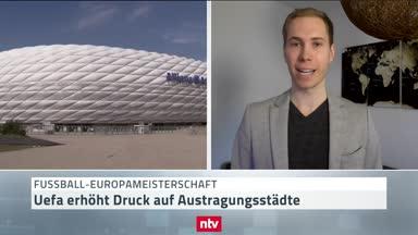 Ist die EM in München schon Geschichte?