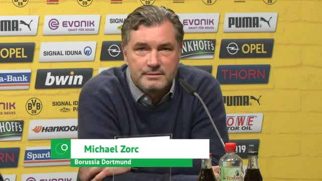 "Zorc: ""Sancho-Klausel ist irrelevant"""