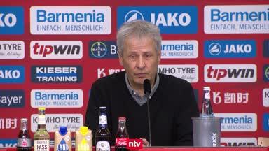 Trainer-Stimmen zum BuLi-Spektakel zwischen Leverkusen und dem BVB