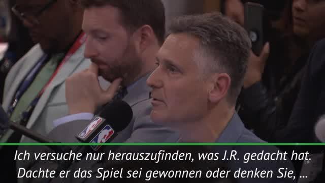 """""""Seid besser vorbereitet"""": LeBron verlässt PK"""