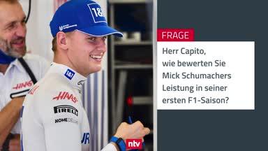"""Capito über Mick Schumacher: """"Absolut brillant!"""""""