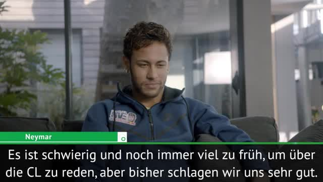Neymar: Wollen so viele Titel wie möglich