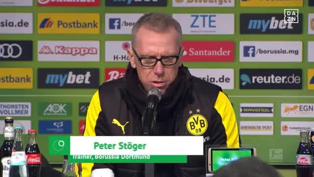 """Stöger: """"Mit außergewöhnlichem Tor"""" gewonnen"""