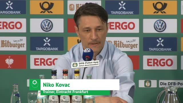 "Kovac nach Finaleinzug: ""Nobelpreiswürdig"""