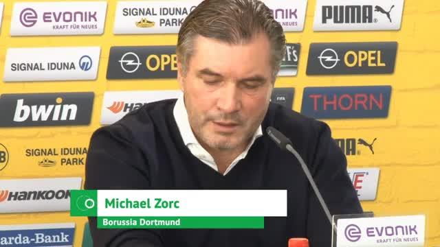 Zorc reagiert auf DFB-Aus für FCB-Trio