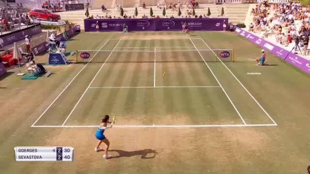 Görges verpasst dritten WTA-Titel