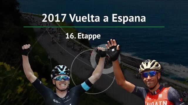 Vuelta: Chris Froome dominiert Einzelzeitfahren