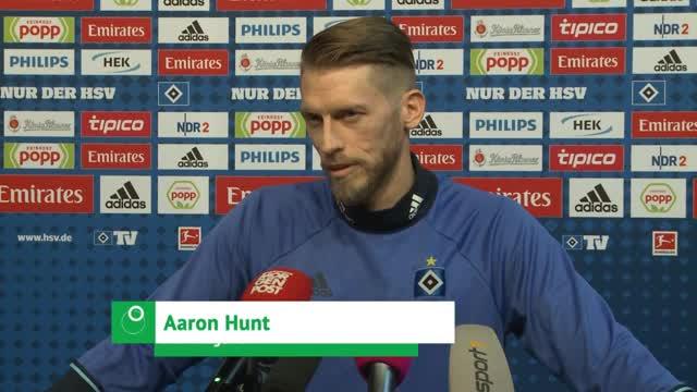 """Hunt vor Nord-Derby: """"Müssen jetzt liefern"""""""