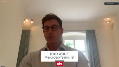 Mercedes-Teamchef Wolff zum möglichen Saisonstart