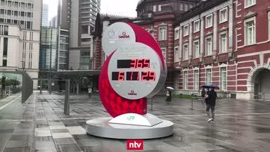 Der Olympia-Countdown läuft