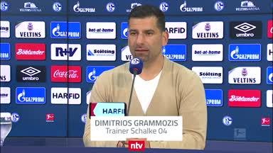 Grammozis: So hat der FC Schalke die Frankfurter geknackt