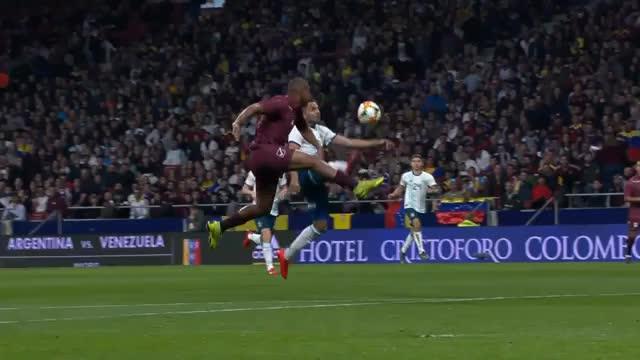 Argentinien: Blamage bei Messi-Comeback