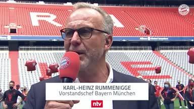 Rummenigge und Co. schwärmen vom FC Bayern