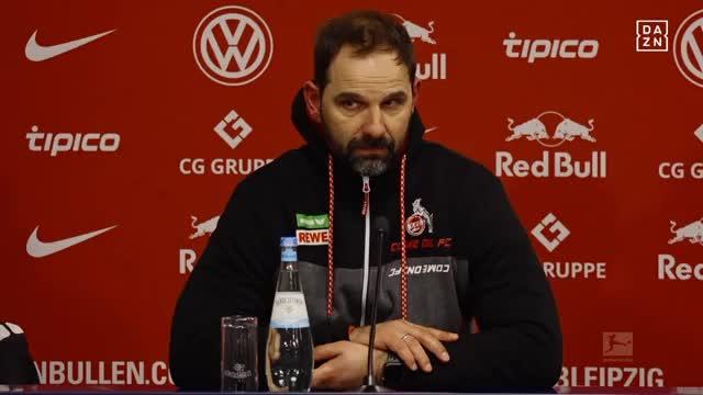 Kurios und amüsant: Köln-Coach veräppelt Journalisten
