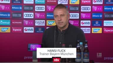 Weltfußballer-Wahl: Flick hält Plädoyer für Lewandowski