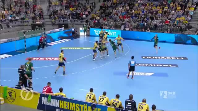 HBL: Highlights vom 23. Spieltag