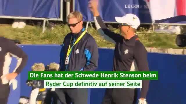 Ryder Cup: Huh! Anfeuern á la Island-Fans