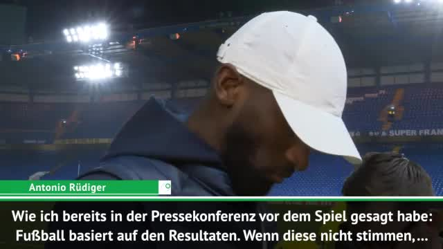 Finale gegen Guardiola: Rüdiger will Ligapokal