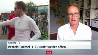 Florian König zur Vettel-Zukunft